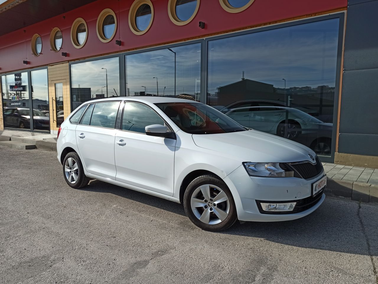 Škoda Rapid Spaceback 1.2 TSI Ambition 66kW